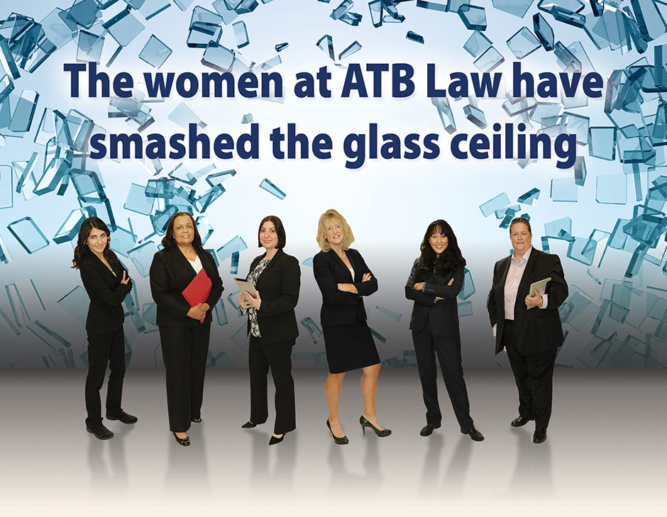 Law360 Again Recognizes ATB for Highest Percentage of Female Equity Partners